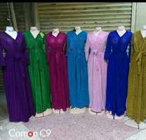 Imported quality dresses