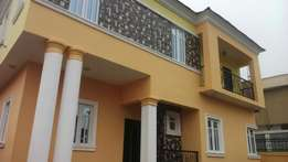Newly built 4 bedroom detached with a room. Bq Magodo 65