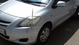 Toyota Belta Clean and lady owner