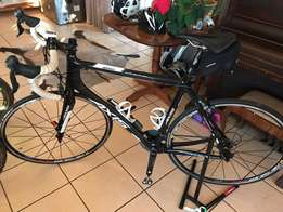 Road bicycle full carbon AXIS ar10c