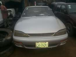 Neat registered 96 camry orobo for sale.