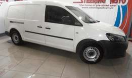 2012 volkswagen caddy panel van maxi 2.0 tdi