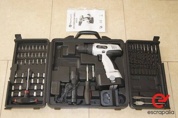 Sale taladro atornillador batería 18v automotive tool for  by