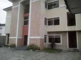 Modern 4 units of 3 bedroom flat in GRA phase 2