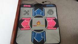 Dance Mat and Game for PlayStation 2