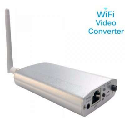 WiFi Analog CCTV Video to IP Video Converter Port-Harcourt - image 1