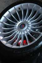 Alpina alloys active silver