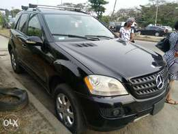 Tokunbo 2006 Mercedes-Benz ML350 4matic For N4M