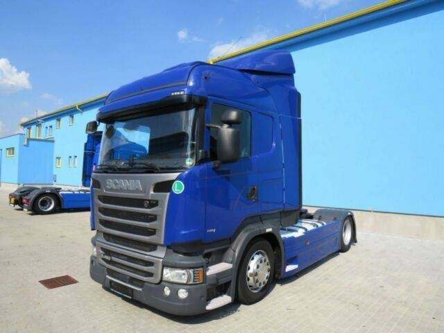 Scania R450, EURO6, MEGA, Retarder, Standklíma, Automat - 2015