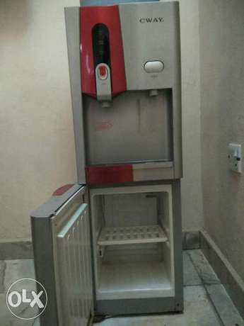 Cway Water Dispenser with refrigerator and 1 cway keg Lekki - image 2