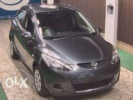 extremely clean mazda demio fresh import