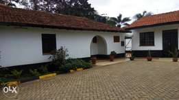 Loresho:Delightful 4Bedroomed bungalow for rent.