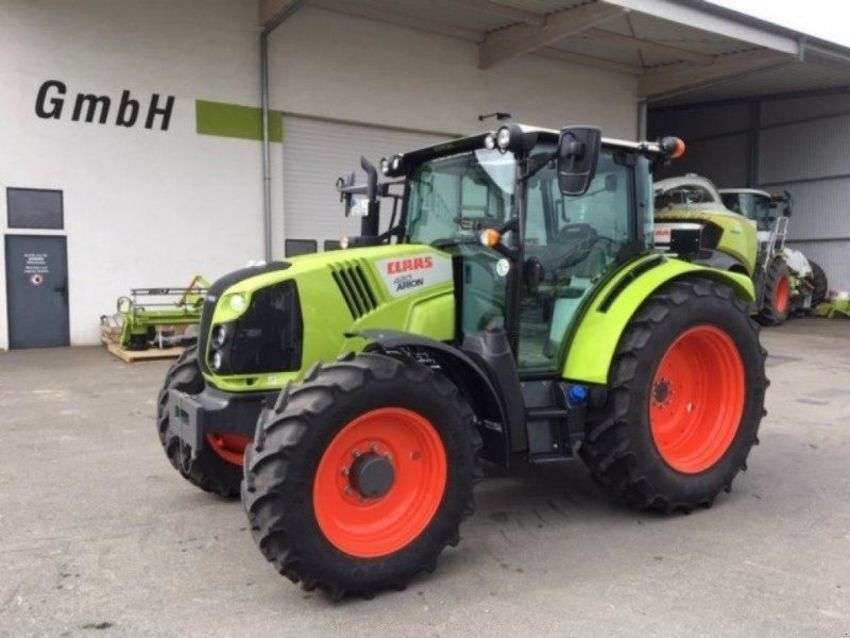 Claas arion 420 cis - 2018