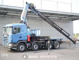 Scania R144G 460 - To be Imported