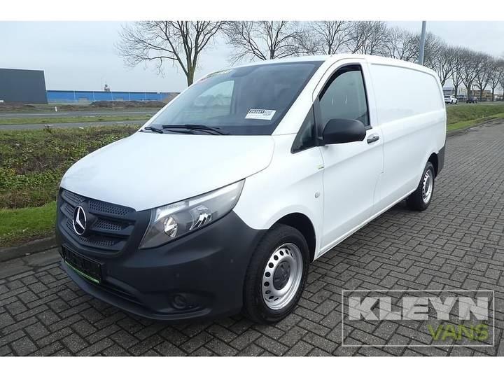 Mercedes-Benz VITO 116 CDI lang automaat airco - 2014