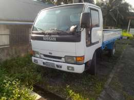 Sound Nissan cabstar with good engine and gear