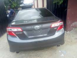 Tokunbo Toyota Camry SE