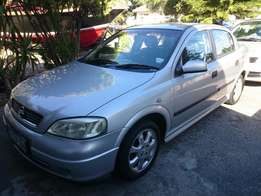Opel astra 2004 elegance to sell or swop for bmw not older then 2003 m