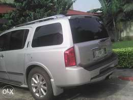 Infinti QX56 2009 model like new