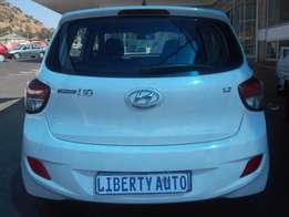 2014 Hyundai Grand i10 Hatch Back 39,000 km 1.2 Manual Gear Multi Fun