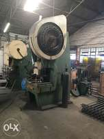 100 Ton HME Eccentric Press For sale