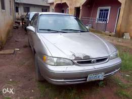 Toyota Corolla 2000 Model for sale very sharp buy and drive no issue