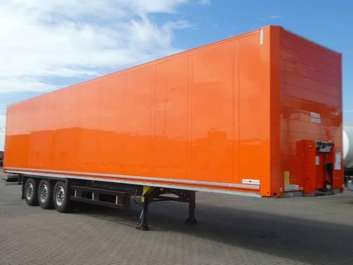Schmitz Cargobull TROCKENFRACHT - 2014