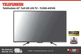 "Telefunken 43"" Full HD Led TV"