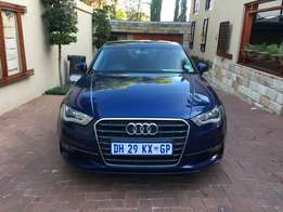 2014 Audi A3 Sedan 1.4T with motorplan