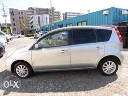 Nissan note KCP 2010 very clean grade 4.5