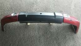 Land rover front and back bumper