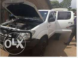 Toyota Hilux Double Cab at 2.1M