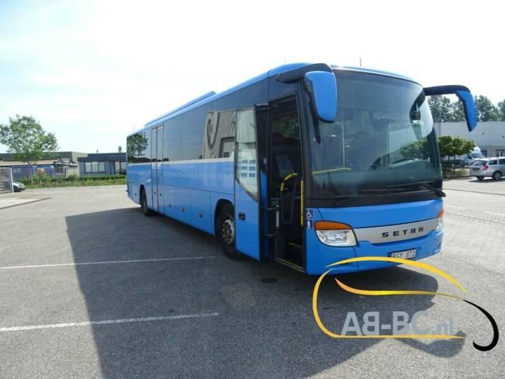 Setra S416 GT 50 sitze euro 5 lift - 2008