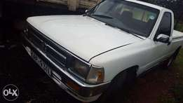 Cleanest Toyota Pick Up KAP on quick sale 650k