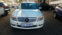 Mercedes Benz C 220 CDi Automatic 2008 Model