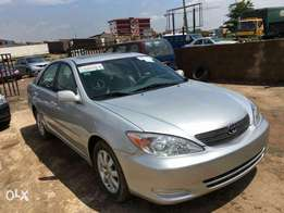 Almost new Toyota Camry