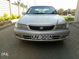 Very Well Maintained Toyota Premio KAV For Sale