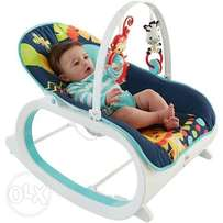 Fisher-Price Infant-to-Toddler Rocker,Midnight(BRAND NEW)
