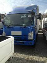 Isuzu Forward Truck