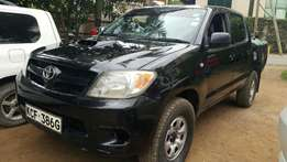 Toyota Hilux double can