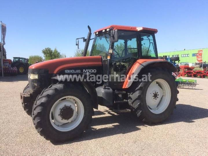 New Holland m 100 privatvk - 1995