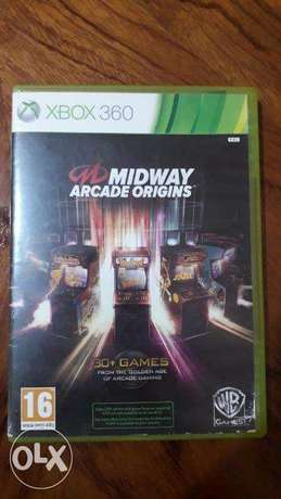 Midway Arcade Origins for Xbox360