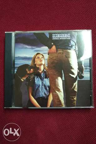 Scorpions - Animal Magnetism - Original CD