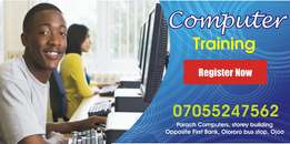 Computer training for all in Ibadan