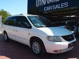 2003 Chrysler Grand Voyager 3.3 A/T (7seater)
