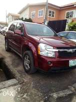 chevrolet jeep 2008 equinox registered
