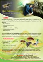 Eboni Pest Control Services