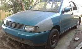 1999 polo classic non runner R 9900 offers .needs wiring dashboard
