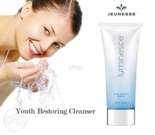 luminesce cleanser