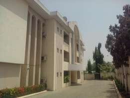 Lovely 3 bedroom flat for rent at wuse 2.